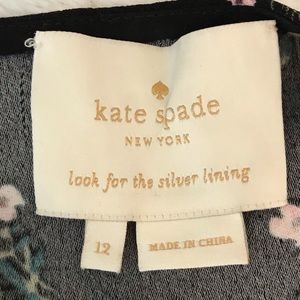 kate spade Dresses - Kate Spade Floral Dress See The Silver Lining
